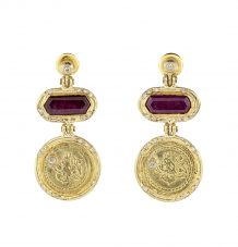 Rubies and Ottoman Coins